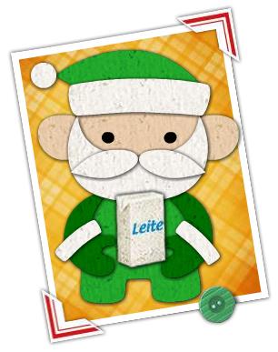 Campanha Neste Natal, dê leite longa vida de presente!