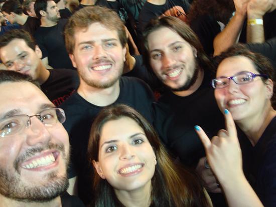 Cadê Metallica, porraaaa?