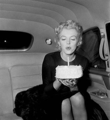 Hoje é meu aniversário.
