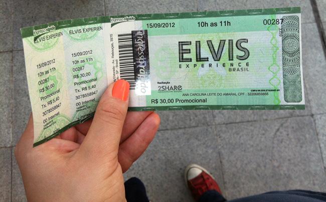 The Elvis Experience Brasil