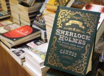 Cinco minutos, cinco querências: Livraria Cultura