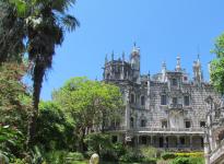 Sintra – Quinta da Regaleira e o centro da cidade
