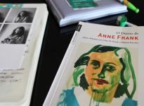 Andei lendo: O Diário de Anne Frank | Otto H. Frank e Mirjam Pressler