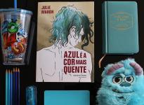 Andei lendo: Azul é a cor mais quente | Julie Maroh