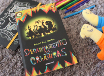 Andei lendo: Departamento das criaturas | Robert Paul Weston