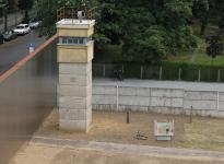 Berlim – Gendenkstätte Berliner Mauer