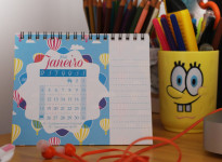 Ano-novo, calendário novo