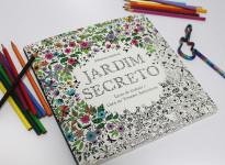 Um livro para colorir: Jardim Secreto | Johanna Basford