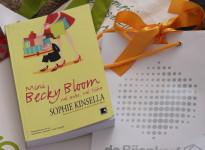 Andei lendo: Mini Becky Bloom – Tal Mãe Tal Filha | Sophie Kinsella