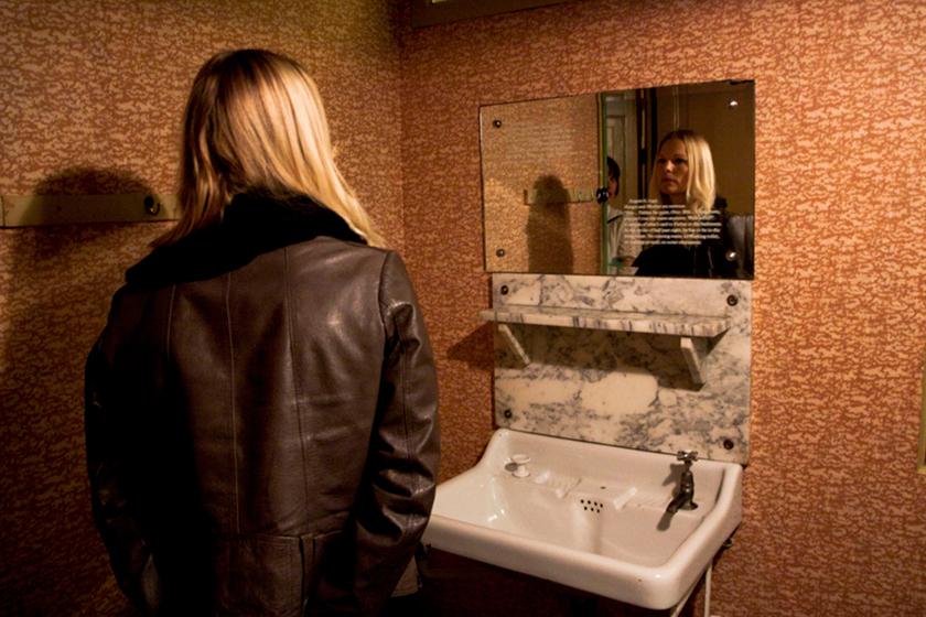 O banheiro do esconderijo. Foto: n8