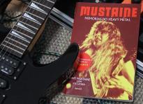 Andei lendo: Mustaine – Memória do Heavy Metal | Dave Mustaine e John Layden