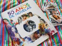 Álbum 50 anos de Novelas da Globo