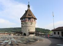 Suíça – Schaffhausen – Rheinfall e Fortaleza de Munot
