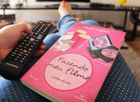 Andei lendo: Fazendo meu Filme 1 | Paula Pimenta