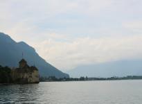 Suíça – Montreux – Château Chillon