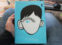 Andei lendo: Extraordinário | R. J. Palacio