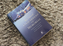Andei lendo: O guardião de memórias | Kim Edwards