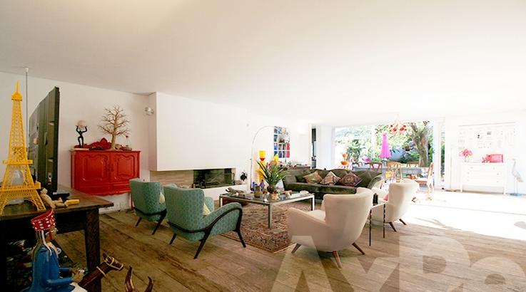 Casa de 670 m2 no Alto de Pinheiros.